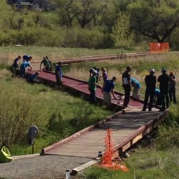 Richey May Cares Foundation Give-Back Day 2016