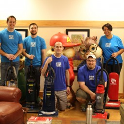 Richey May Cares Give-Back Day 2016