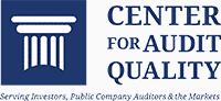 Center for Audit Quality logo