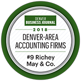 Denver Business Journal Top Denver Area Accounting Firm