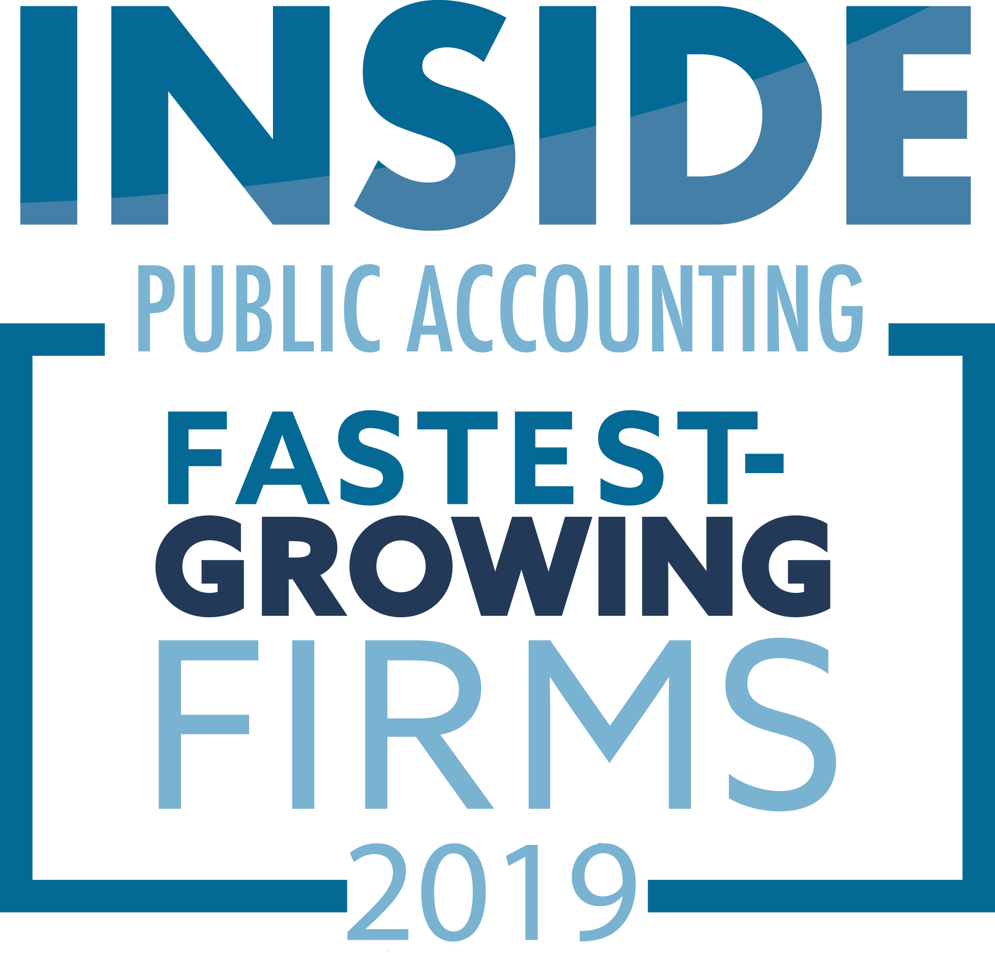 Award- 2019 Fastest Growing Firms